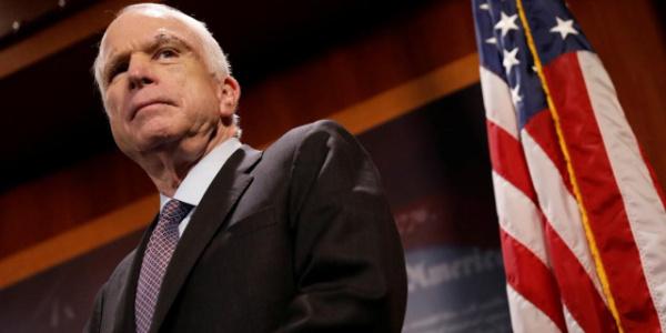 ABD'li başkan adaylarından John McCain yaşamını yitirdi