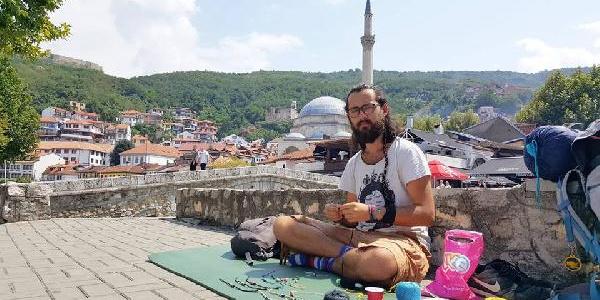 Ankaralı genç otostopla tüm Balkanları bedava gezdi