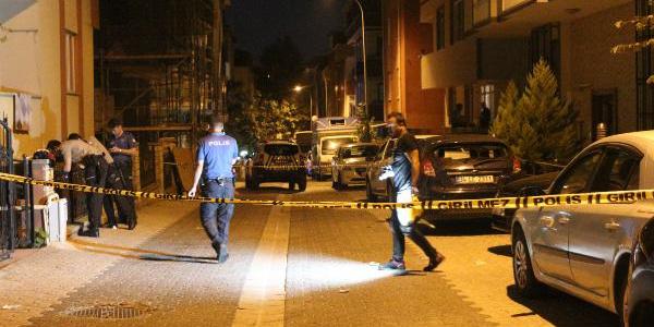 Ataşehir'de  korku dolu gece: 1 yaralı