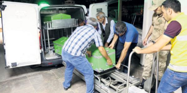 Şanlıurfa'da 2 dönümlük arazi yüzünden 4 kişi öldü, zanlı kayıp