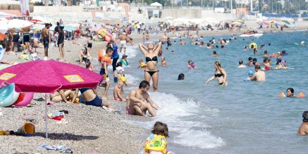 9 günlük Kurban Bayramı' tatilinde 'yarım milyon' bereketi