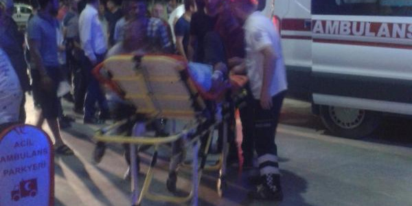 Samsun'daki düğünde maganda kurşunu yüzünden 4 kişi yaralandı