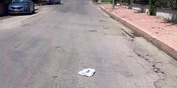 Elazığ'da içinde 42 bin TL olan poşet MOBESE sayesinde bulundu