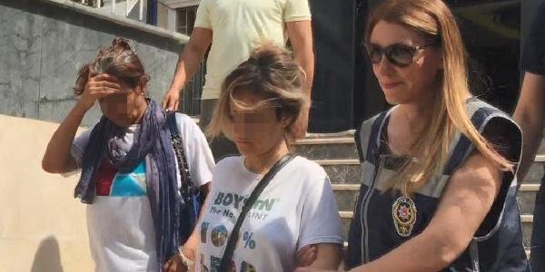 İstanbul'da hırsızlık yapan İranlı turist çetesine suçüstü