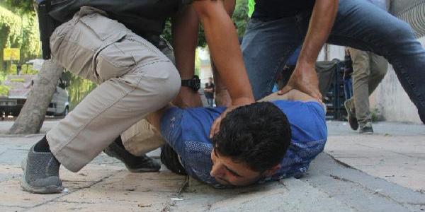 Adana polisinden kaçak Suriyeli operasyonu