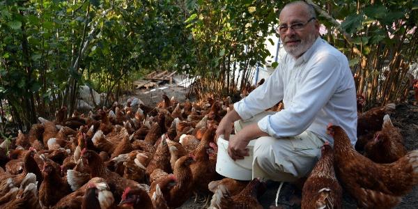 Ordulu gurbetçi 60 tavukla başladı işe başladı, 7 yılda ise..