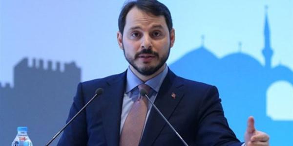 Bakan Berat Albayrak'tan dolar ve TL mevduat stopaj oranlarına yeni düzenleme
