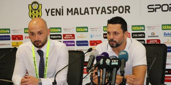 1-0'lık yenilgi sonrası Yeni Malatyaspor'da büyük hüsran
