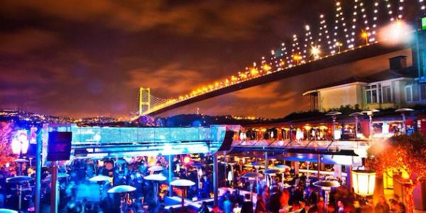 İstanbul'da Ağustos ayında en çok para eğlenceye gitti