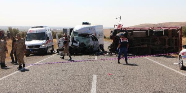 Gaziantep'te katliam gibi kaza: 6 ölü, çok sayıda yaralı