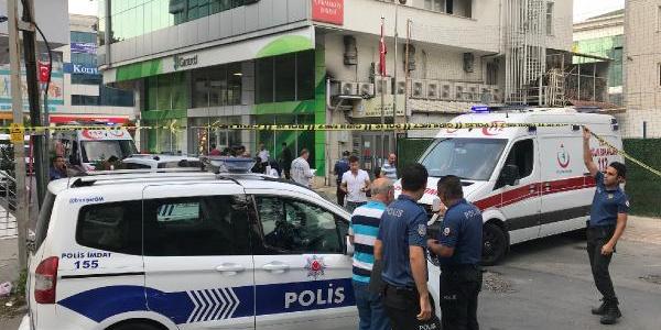 Çekmeköy'de astsubay ile polis birbirine girdi: 1 ölü