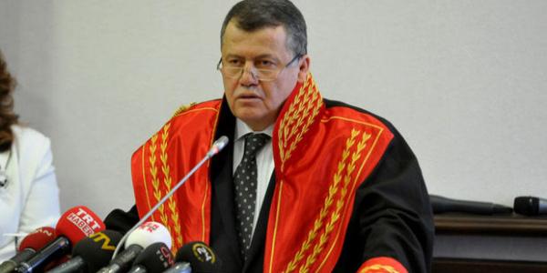 Yargıtay 1. Başkanı İsmail Rüştü Cirit'ten Rahip Brunson çıkışı