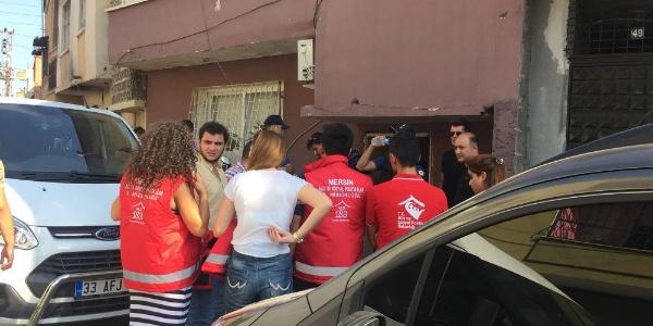 Mersin'de aile faciası: Eve girenler 5 ceset buldu
