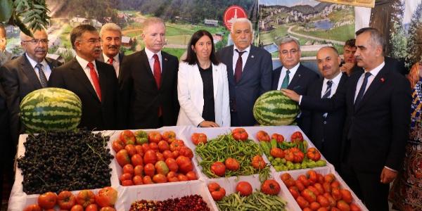 Sivas'ta 5.  Tarım ve Hayvancılık Fuarı ziyaretçileriyle buluştu