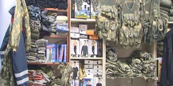 Asker malzemesi satan esnaf bedelli yapacakların ihtiyaç listesini çıkardı