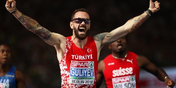 Avrupa Atletizm Birliği, Ramil Guliyev'i 'Ayın Atleti'ne  aday gösterdi