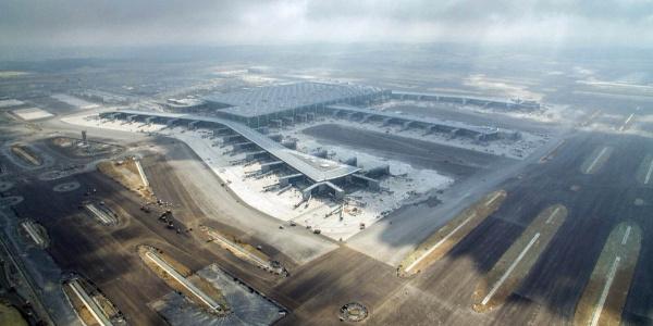 İstanbul Yeni Havalimanı'a yolcuyu HAVAŞ'in içinde olduğu konsorsiyum taşıyacak