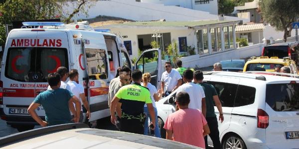 Bodrum'da nişanlısı ile tartışan polis memuru intihar etti