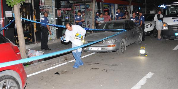 Eskişehir'de  2 gurup arasındaki silahlı kavgada 3 kişi yaralandı