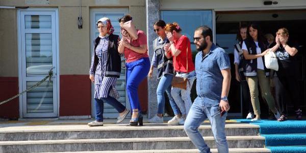 Rize Pazar'da polisten fuhuş baskını: 76 gözaltı