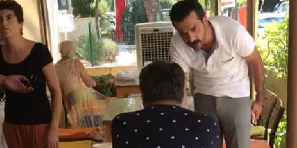 Modacı Barbaros Şansal'a KKTC'de siyasi parti liderinden tepki
