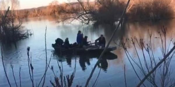 Yunanistan'a kaçmak üzere olan 4 FETÖ şüphelisi Meriç nehrinde yakalandı