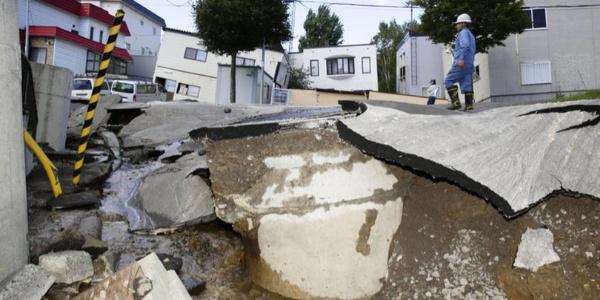 Japonya 6.7 şiddetinde depremle sarsıldı