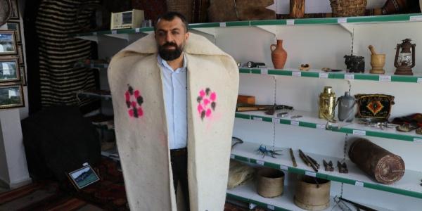 Malatya'da açılan Türkiye'nin ilk çoban müzesi dolup taşıyor