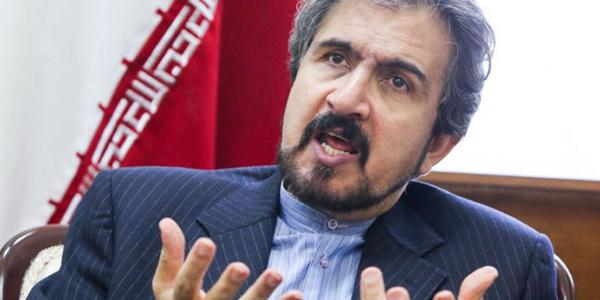 İran Dışişleri Bakanlığı Sözcüsü Kasemi Suriye'deki kriz için tek çare gösterdi