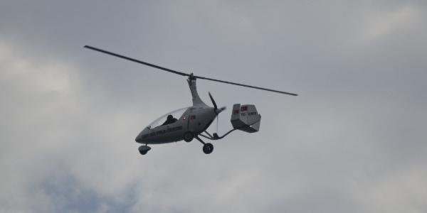 Edremit'te yapılan havacılık festivali nefesleri kesti