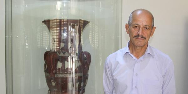 Çankırı İnandık Tepe'den çıkarılan vazoda görülmemiş özellik