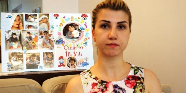 Diyarbakır'da oğluna kan testi yaptıran anneye  DMD şoku