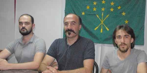 """Çerkesler Kayseri'de """"TRT Çerkeş"""" için miting yapacak"""