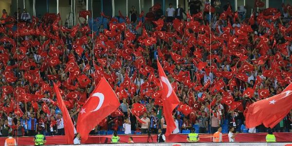 TTF'den Rusya maçı için Trabzon'a teşekkür