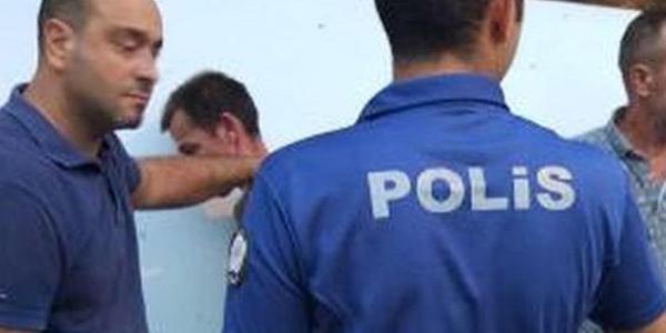 İzmir'de 12 yaşındaki kız çocuğuna tacize yeltenen zanlıya suçüstü