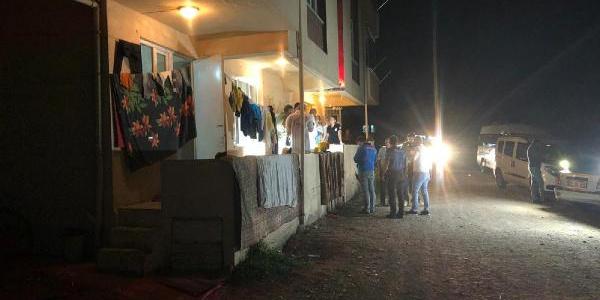 Sinop'ta balkonda oturan şahıs, yoldan geçen biri tarafından öldürüldü