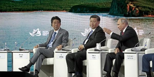 Putin 2. dünya savaşını bitirmek için Japonya'ya anlaşma önerdi