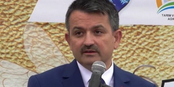 Ege Bölgesi ziraat odası başkanları  Aydın'da bakan Pakdemirli ile buluşacak