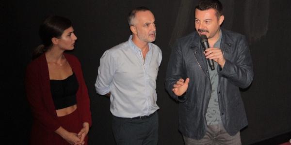 """Bodrum'daki Türk Filmleri Haftası'nda """"Çakallarla Dans 6"""" sözü"""