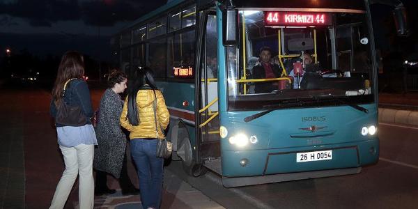 Eskişehir'de ulaşım ücretleri zamlandı, öğrenciler isyanda