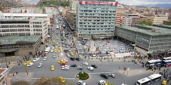 Ankara Ulus trafiği için  Meclis'ten onay çıktı