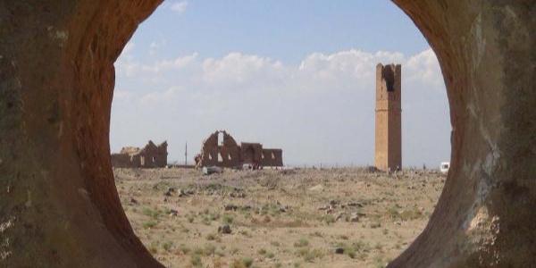 Harran'daki kazılarda umumi tuvalet geçmişiyle ilgili çarpıcı tespit