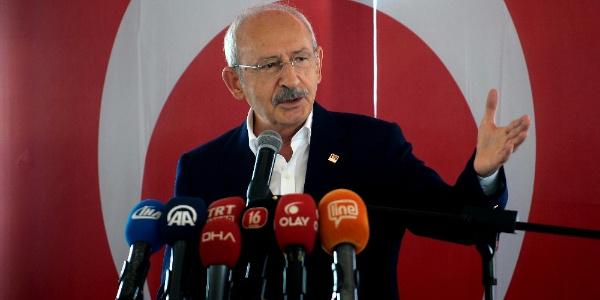 Kemal Kılıçdaroğlu'ndan hükümete rantçılıkla suçlaması