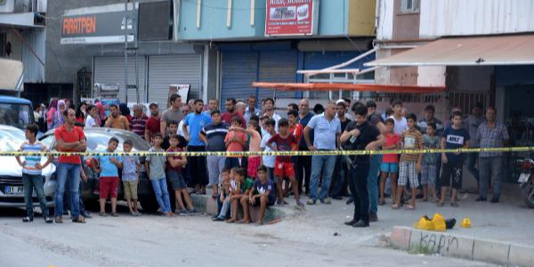 Adana'da kahve uyuşturucu yüzünden kana bulandı: 2 ölü, 2 yaralı