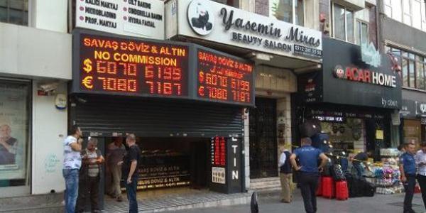 İstanbul'daki döviz bürosu soyguncuları 2 gün sonra Bursa'da yakalandı