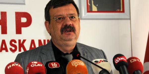 MHPli İl Başkanı Suriyelilerin acilen ülkelerine gönderilmesini istedi