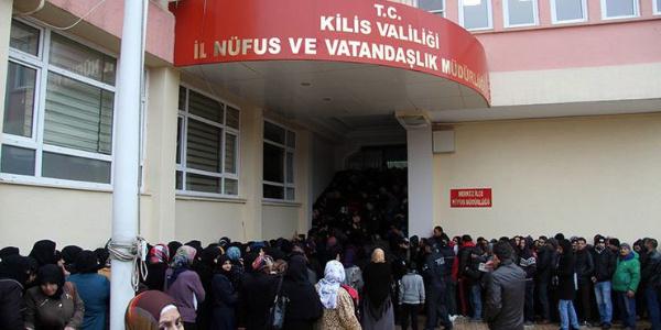 Kilis'teki Suriyelilerin  İdlib mutabakatı sevinci