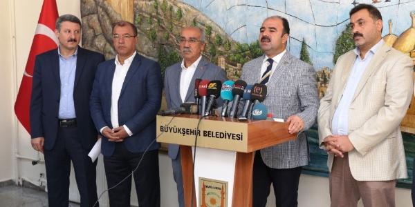 Şanlıurfa Türkiye Tarihi Kentler Birliği buluşmasına hazır