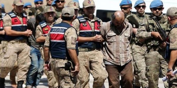 Afrin'de şehitlerimizin cenazesini kaçıran teröristler Hatay Cezaevine gönderildi