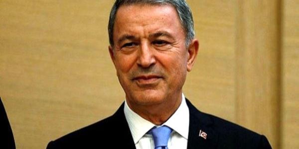 Milli Savunma Bakanı Akar 45 günlük bilançoyu açıkladı: 366 terörist etkisiz hale getirildi